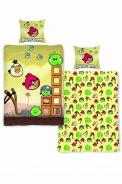 Dětské povlečení Angry Birds - V akci