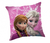 Dětský polštářek Frozen Sisters