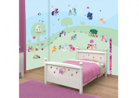 samolepky do dětského pokoje
