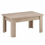 Konferenční stolek LETYA - dub grandson světlý