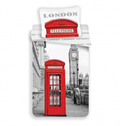 Povlečení London Telephone