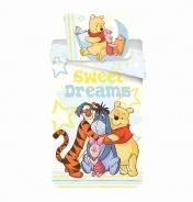 Dětské povlečení Medvídek Pú - Sweet Dreams