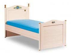 Dětská postel Lilian 100x200cm - bříza