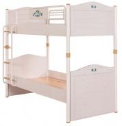 Dětská patrová postel Lilian 90x200cm - bříza