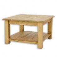 Konferenční stolek z masivu MES 06 A - výběr moření