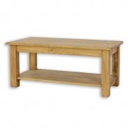Konferenční stolek masiv MES 14 A - výběr moření