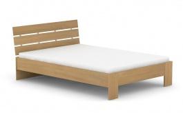 Moderní postel REA Nasťa 140x200cm - buk