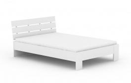 Moderní postel REA Nasťa 140x200cm - bílá