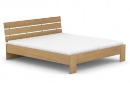 Manželská postel REA Nasťa 180x200cm - buk