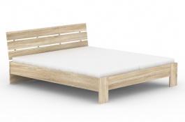 Manželská postel REA Nasťa 180x200cm - dub bardolino