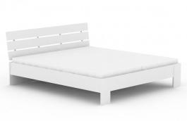 Manželská postel REA Nasťa 180x200cm - bílá