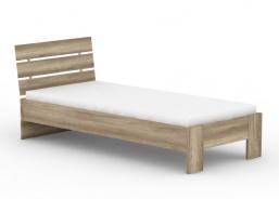 Dětská postel REA Nasťa 90x200cm - dub canyon