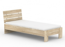 Dětská postel REA Nasťa 90x200cm - dub bardolino
