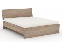 Manželská postel REA Oxana 180x200cm - dub bardolino