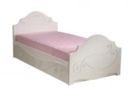 Dětská postel Alice II s přistýlkou