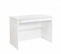 Malý psací stůl Pure - bílá