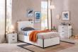 Dětská vyklápěcí postel Pure 100x200cm