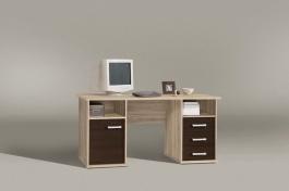 Psací stůl Net 106/MT950 - dub sonoma/dub denver