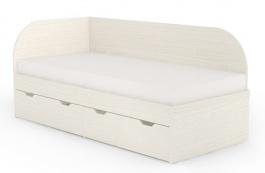 Dětská postel s úložným prostorem REA Gary 90x200cm - navarra