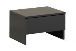 Noční stolek Black