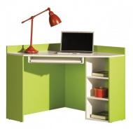 Psací stůl rohový Relax 17 - výběr barev