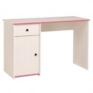 Dětský psací stůl Smoozy modrý nebo růžový