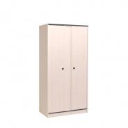 Dětská šatní skříň Smoozy modrá nebo růžová