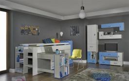 Dětský pokoj Adéla II - výběr barev