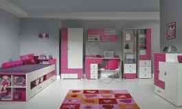 Dětský pokoj Adéla III - výběr barev