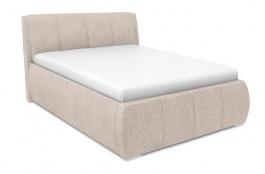Čalouněná postel AVA Eamon Up 140x200cm - výběr potahů