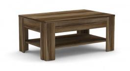 Konferenční stolek REA 7 - ořech rockpile