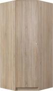 Rohová šatní skříň Thea - výběr barev