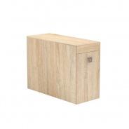 Boční kontejner REA Teeny - dub bardolino