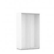 Otevřená šatní skříň 120x200cm REA Tulsa - bílá