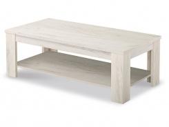 Konferenční stolek Frankie - dub bílý