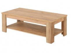 Konferenční stolek Frankie - dub zlatý