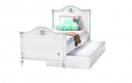 Dětská postel s přistýlkou Carmen 100x200cm