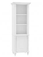 Knihovna Carmen - bílá