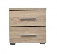 Noční stolek Edward - dub sonoma