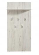 Věšáková stěna Henry - dub bílý