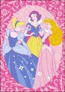 Dětský koberec Princess Portrait