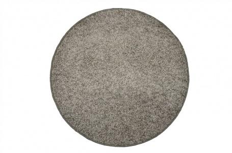 Koberec Color Shaggy - šedá - kruh