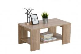Konferenční stolek 90x50cm Kimora - dub sonoma