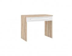 Toaletní stolek Xenie - dub desira ash/bílá