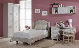 Dětský pokoj Claudia - krémová
