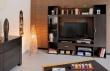 Televizní stěna Costa - káva