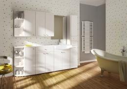 Koupelnová sestava MILENA PRO bílá