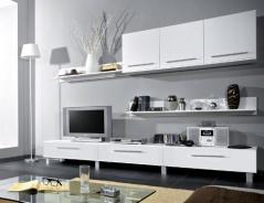 *Obývací stěna MONICA bílá
