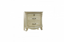 Noční stolek Marianne - béžová
