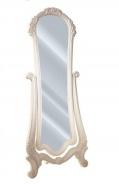 Stojací zrcadlo Marianne - béžová